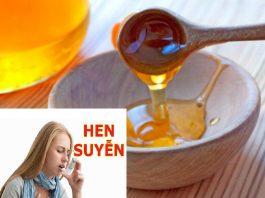 Tổng hợp 5 cách chữa bệnh hen suyễn bằng mật ong TẠI NHÀ-1